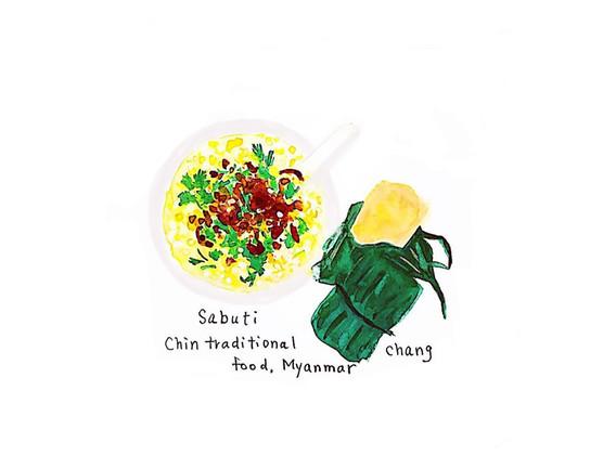 Chin Traditional Food
