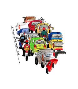 KL Traffice Jam