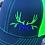 Thumbnail: Lime Charcoal Pro Trucker