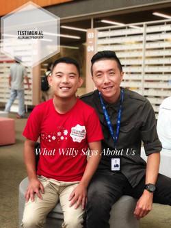 Willy 346 Bt Batok