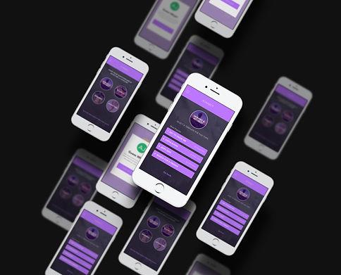 Konnect Game Feature App-Screens-Showcas