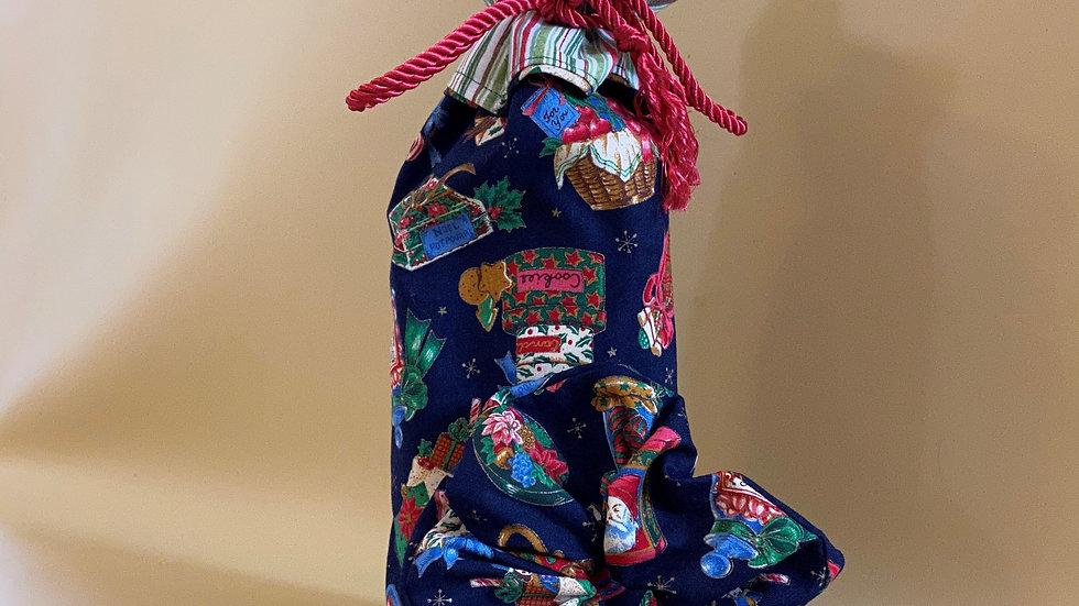 A Holly Jolly Christmas + Stripes