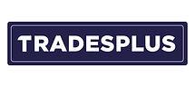 Construction Company Logo Design | Blue and White Logo