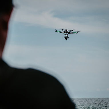 Aerial Drone in Miami