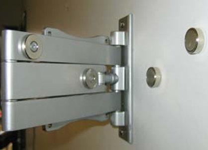 "Master Mounts Magnet Locking Kit 3/4"" for TV Mounts & RV Cabinets"