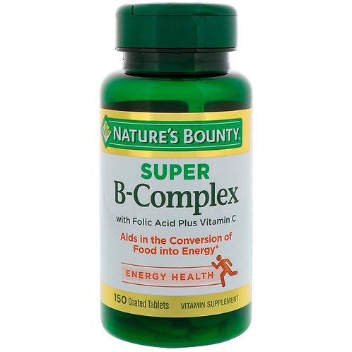 Nature's Bounty Super B 180's