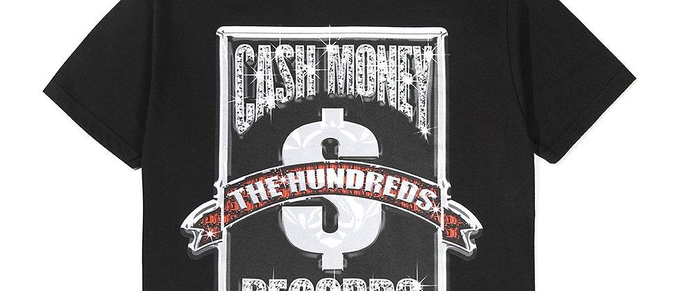 The Hundreds Cash Money Logo T-Shirt