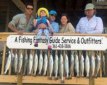 Texas Guided Fishing Trips