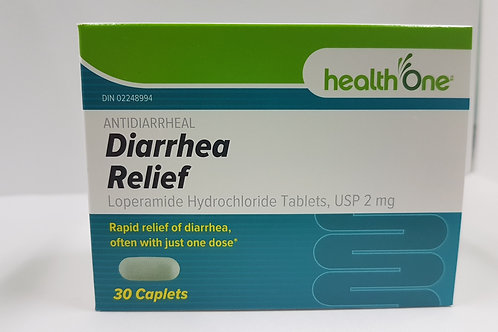 H One Diarrhea Relief 2mg Tab