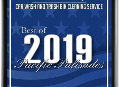 Palisades Pitstop Receives 2019 Best of Pacific Palisades Award
