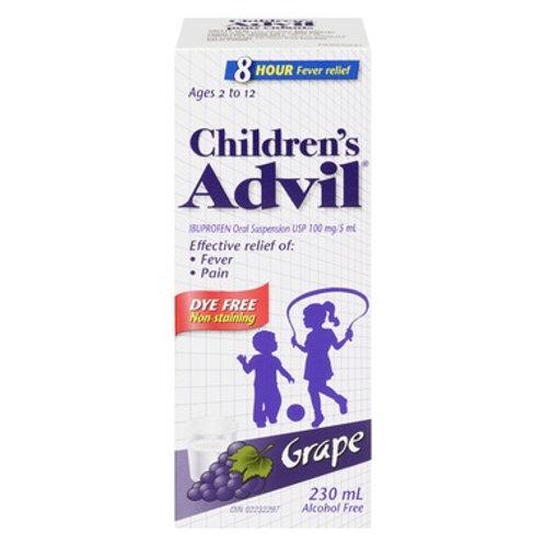 Advil for Child Dye Free Suspension 230ml