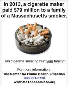 More Advertising for More Tobacco Claiming – NGOs Focused on Litigation Are Forces to Consider