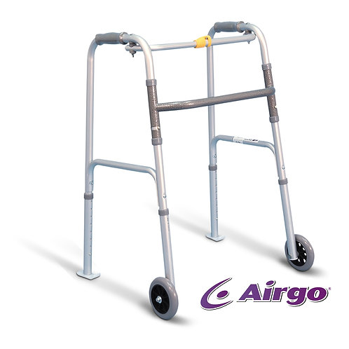Airgo Fold Walker Small Adult SLV