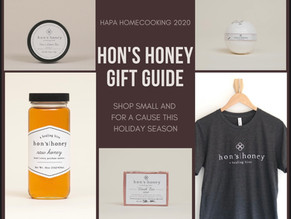 Holiday Gift Guide: Hon's Honey
