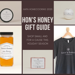 Holiday Gift Guide: Hon's Honey