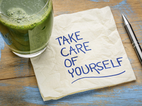 Are You Monitoring Your Own Well Being?
