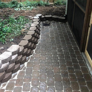 Patio Installers | AMC Contracting