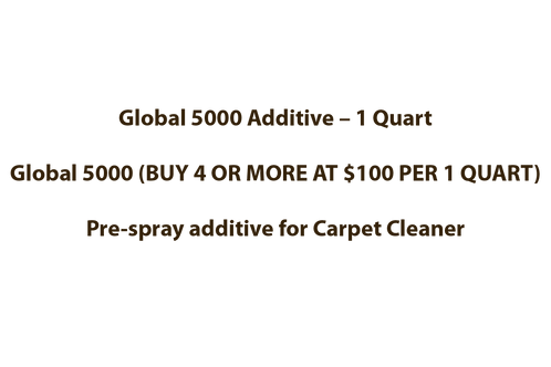 Global 5000 Additive – 1 Quart
