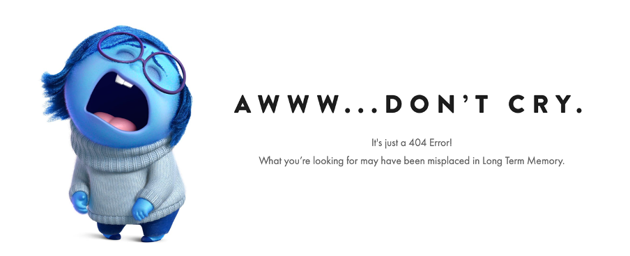 Custom 404 Page Example | Customize 404 Error Page