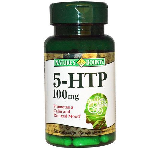 Nature's Bounty 5-HTP Caps 60's