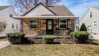 Sold Home | 917 N. Edgeworth, Royal Oak