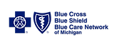 Blue Cross Blue Shield Care Network Logo