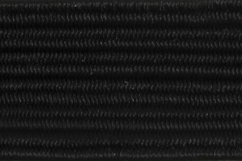 Braided Elastic 8mm: Black