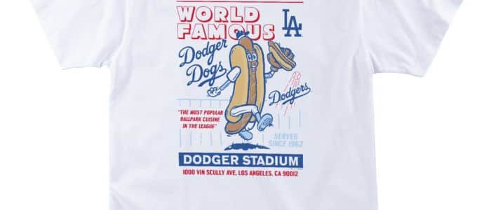 Mitchell & Ness Los Angeles Dodgers Dog Tee