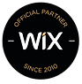 Official Wix Partner Logo