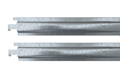 Knoll Compatible File Bar (2 per order)