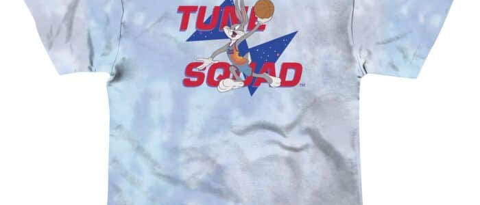 Mitchell & Ness Space Jam 2 Tune Squad Tee WB Property