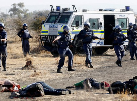 South African Violence Changes the Risks for Tort Litigants Involved in Claims in Africa Regarding M