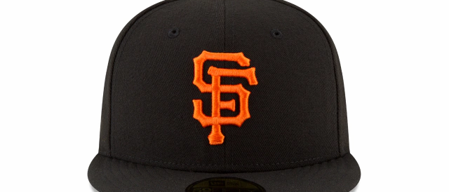 New Era San Francisco Giants Fitted
