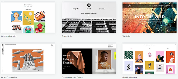 Wix Artist Website Templates.PNG