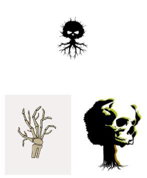 Bone Robot Logo Inspiration Examples