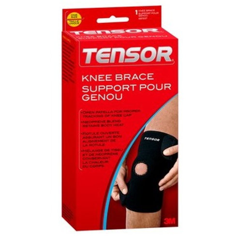 Tensor Knee Brace with Open