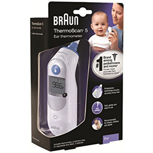 Braun Thermoscan Ear Thermometer
