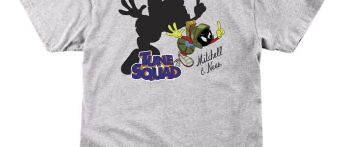 Mitchell & Ness Space Jam 2 Shadow Tee WB Property