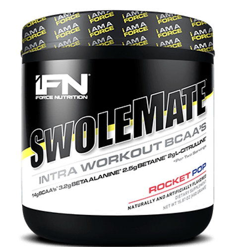 SWOLEMATE BCAA - 30 Servings Per Container | TNU FITNESS