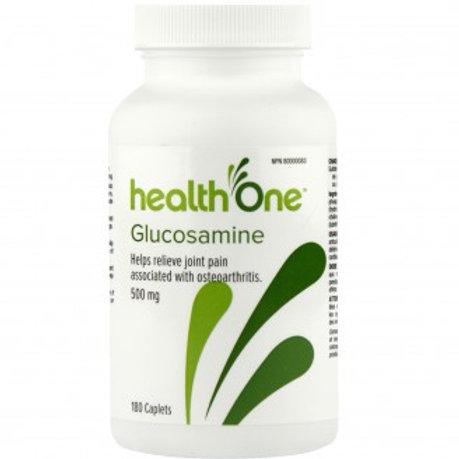 H One Glucosamine 500mg Cap 180's