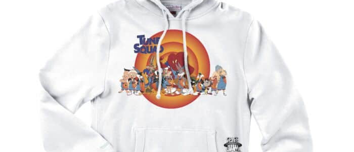Mitchell & Ness Space Jam 2 Squad Hoodie WB Property