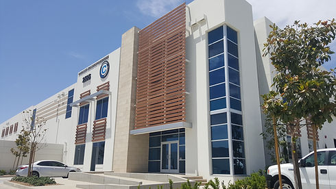 Columbia Aluminum Products Building