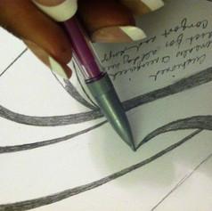 Shoe Design Drawing