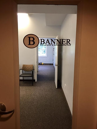 Banner Chiropractic and Rehabilitation PLC | Chiropractor in Michigan | Ada Chiropractor | Grand Rapids Chiropractor | Cascade Chiropractor | Office | Contact Us