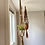 Thumbnail: Medium Indoor-Outdoor Colored Braided Cord Macrame Plant Hangers