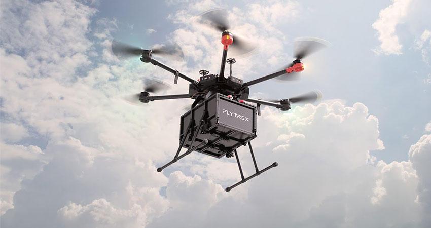 Drone Delivery | Precision Aerial Filmworks