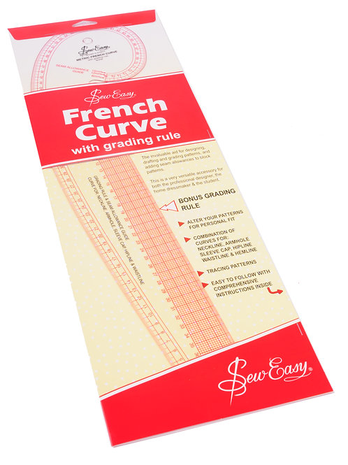 French Curve: Metric