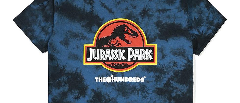 copy of The Hundreds Jurassic Park Logo T-Shirt