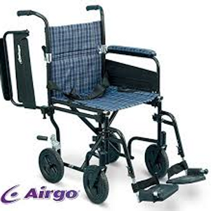 Airgo PC Wheel Chair 16' with Desk Arms