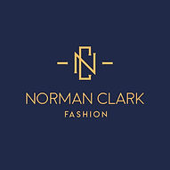 Blue Square Logo | Creative Fashion Logo Design | Fashion Company Logo